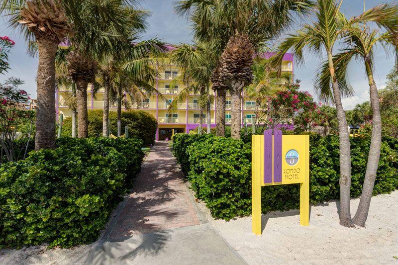 South Beach Resort Treasure Island Rooms