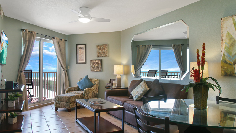 Surf Beach Resort Vacation Condo Rentals Treasure Island